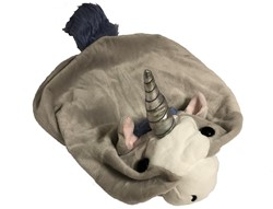 Wheelybug trotteur Licorne housse - petit modèle