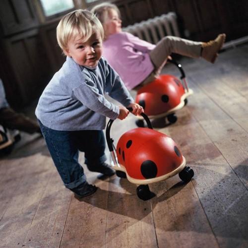 Wheelybug trotteur coccinelle - petit modèle-2