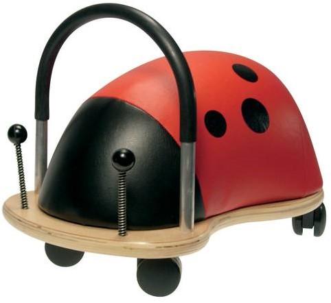 Wheelybug trotteur coccinelle - petit modèle
