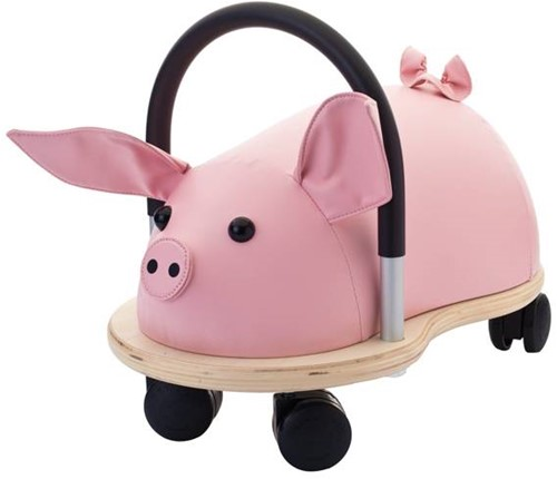 Wheelybug trotteur cochon - grand modèle